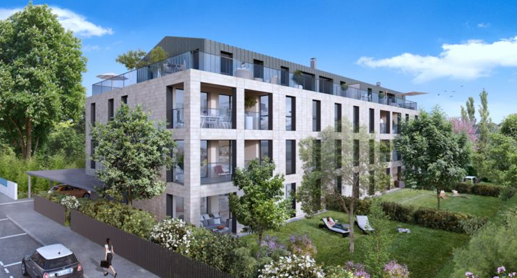Photo du Résidence « Le Saint-Louis » programme immobilier neuf en Loi Pinel à Le Bouscat