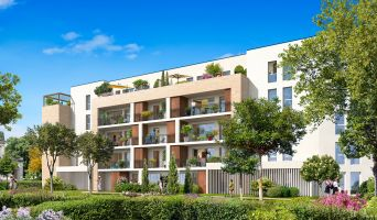 Photo du Résidence « Pierre 1er Héritage » programme immobilier neuf en Loi Pinel à Le Bouscat