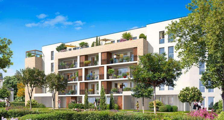 Résidence « Pierre 1Er Héritage » programme immobilier neuf en Loi Pinel à Le Bouscat n°1