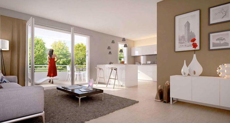 Résidence « Pierre 1Er Héritage » programme immobilier neuf en Loi Pinel à Le Bouscat n°3