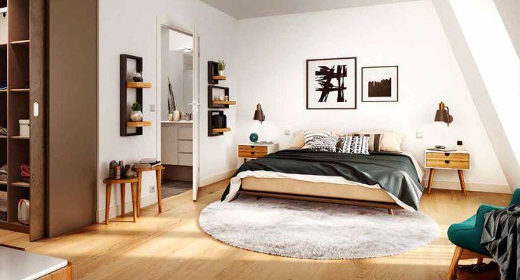 Résidence « Pierre 1Er Héritage » programme immobilier neuf en Loi Pinel à Le Bouscat n°4