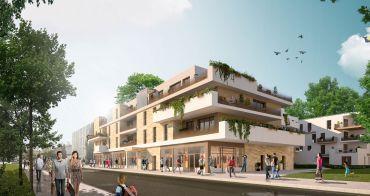Le Bouscat : programme immobilier neuf « Terracia » en Loi Pinel