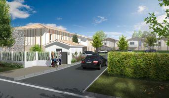 Photo n°1 du Résidence « Les Girondines » programme immobilier neuf en Loi Pinel à Le Haillan