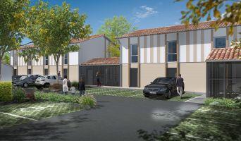 Photo n°2 du Résidence « Les Girondines » programme immobilier neuf en Loi Pinel à Le Haillan