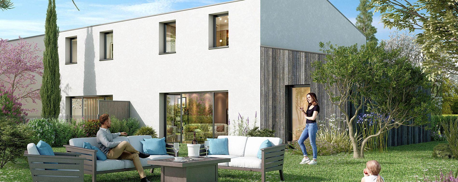 Le Pian-Médoc : programme immobilier neuve « Ô Bosquets » (3)