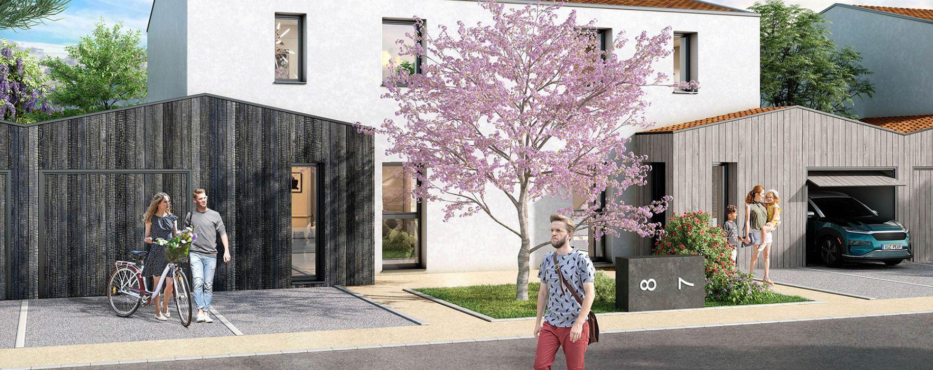 Le Pian-Médoc : programme immobilier neuve « Ô Bosquets » (4)