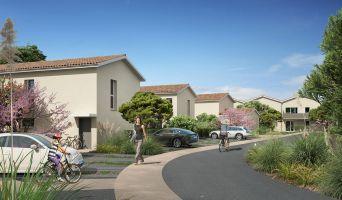 Le Taillan-Médoc programme immobilier neuf « Couleur Jardin