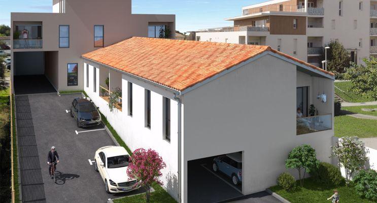 Photo du Résidence « Rue de la Maison des Jeunes » programme immobilier à rénover en Loi Pinel ancien à Le Taillan-Médoc