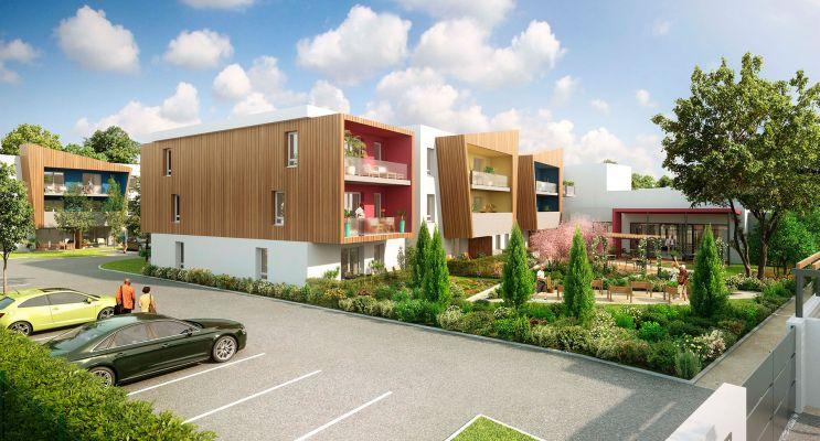 Photo du Résidence « Les Senioriales en Ville du Teich » programme immobilier neuf à Le Teich