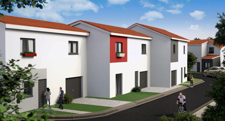 Photo du Résidence « Clos Sauvignon » programme immobilier neuf à Léognan
