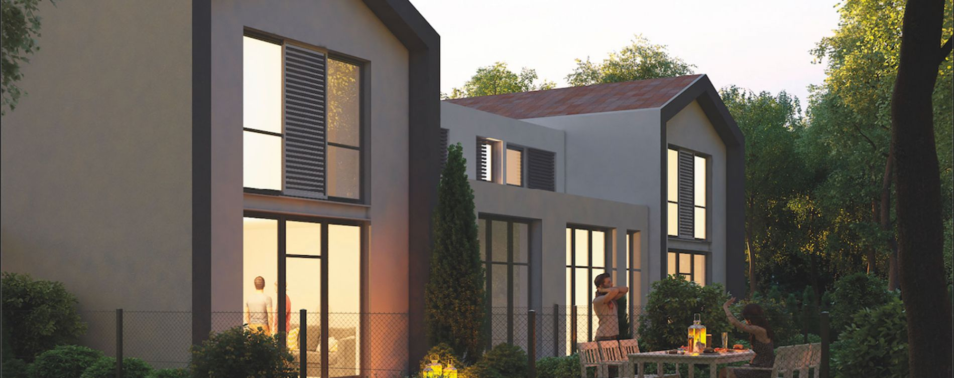 Léognan : programme immobilier neuve « Domaine des Grands Chais » en Loi Pinel