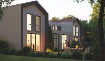 Léognan : programme immobilier neuf « Domaine des Grands Chais » en Loi Pinel