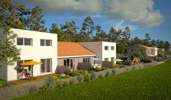 Photo du Résidence « Le Carré Bel Air » programme immobilier neuf en Loi Pinel à Léognan