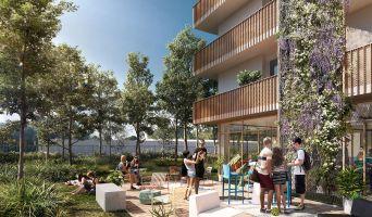 Photo n°1 du Résidence « Cosmopolitan » programme immobilier neuf en Loi Pinel à Lormont