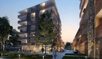 Photo n°2 du Résidence « Cosmopolitan » programme immobilier neuf en Loi Pinel à Lormont
