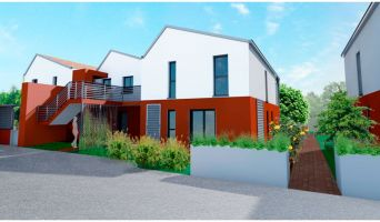 Résidence « Etoile La Gardette » programme immobilier neuf en Loi Pinel à Lormont n°2