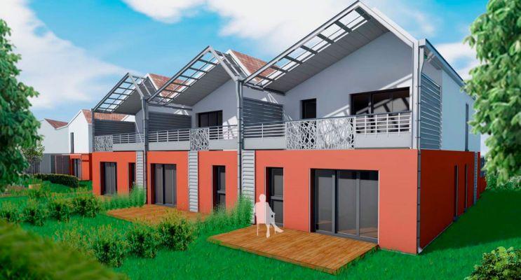 Résidence « Etoile La Gardette » programme immobilier neuf en Loi Pinel à Lormont n°1