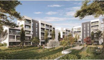 Lormont : programme immobilier neuf « Inside » en Loi Pinel