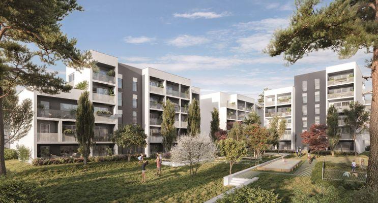 Photo du Résidence « Inside » programme immobilier neuf en Loi Pinel à Lormont
