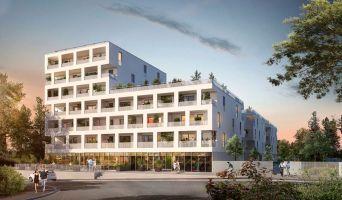 Photo du Résidence « Latitude » programme immobilier neuf en Loi Pinel à Lormont