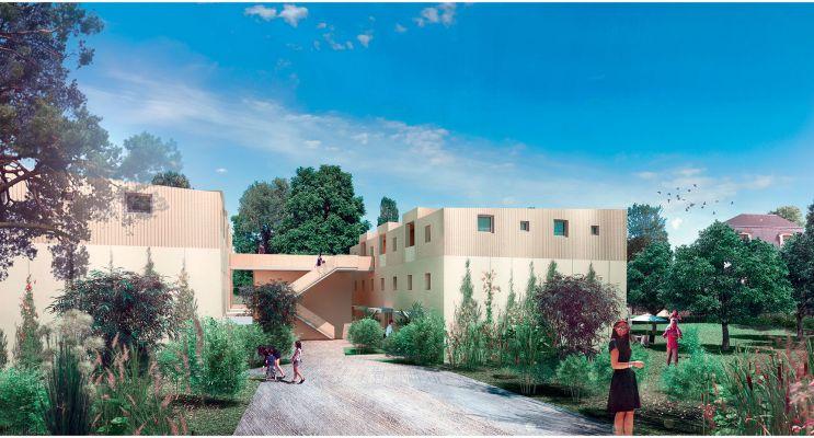 Photo du Résidence « Le Clos des Laurentides » programme immobilier neuf en Loi Pinel à Lormont