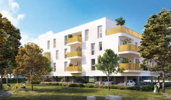 Lormont programme immobilier neuve « Les Brumes de Gua » en Loi Pinel  (2)