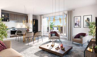 Lormont programme immobilier neuve « Les Brumes de Gua » en Loi Pinel  (3)