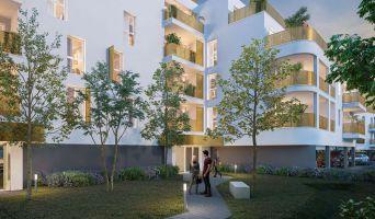 Lormont programme immobilier neuve « Les Brumes de Gua » en Loi Pinel  (4)