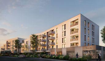 Lormont : programme immobilier neuf « Les Jardins d'Anaïs 2 » en Loi Pinel