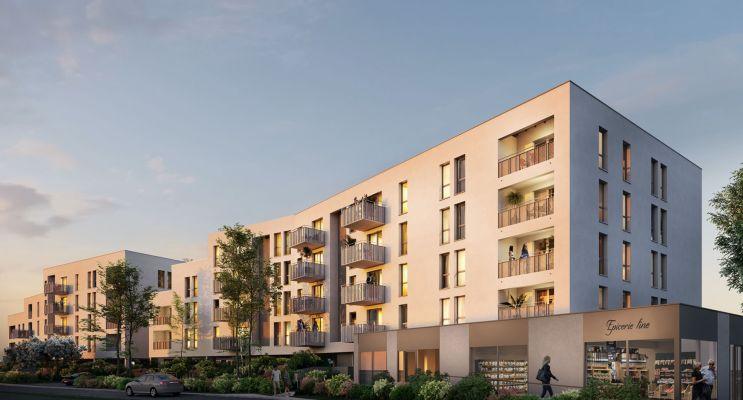 Lormont programme immobilier neuf « Les Jardins d'Anaïs 2