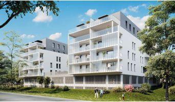 Résidence « Lys'A » programme immobilier neuf en Loi Pinel à Lormont n°2