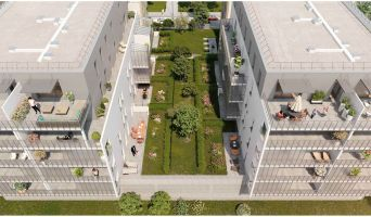 Résidence « Lys'A » programme immobilier neuf en Loi Pinel à Lormont n°3