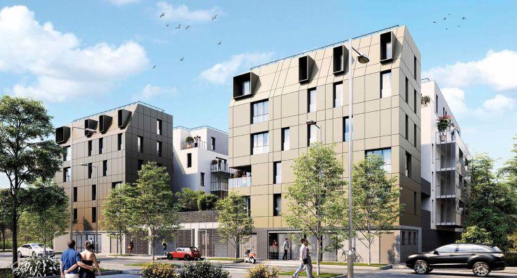 Photo n°1 du Résidence « Lys'A » programme immobilier neuf en Loi Pinel à Lormont
