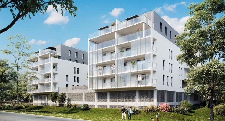 Photo n°2 du Résidence « Lys'A » programme immobilier neuf en Loi Pinel à Lormont