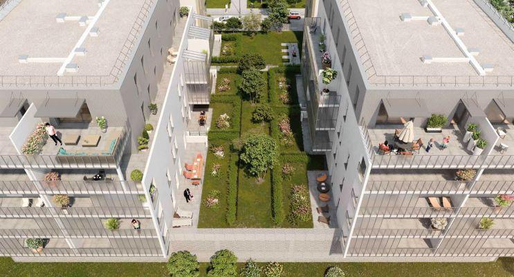 Photo n°3 du Résidence « Lys'A » programme immobilier neuf en Loi Pinel à Lormont