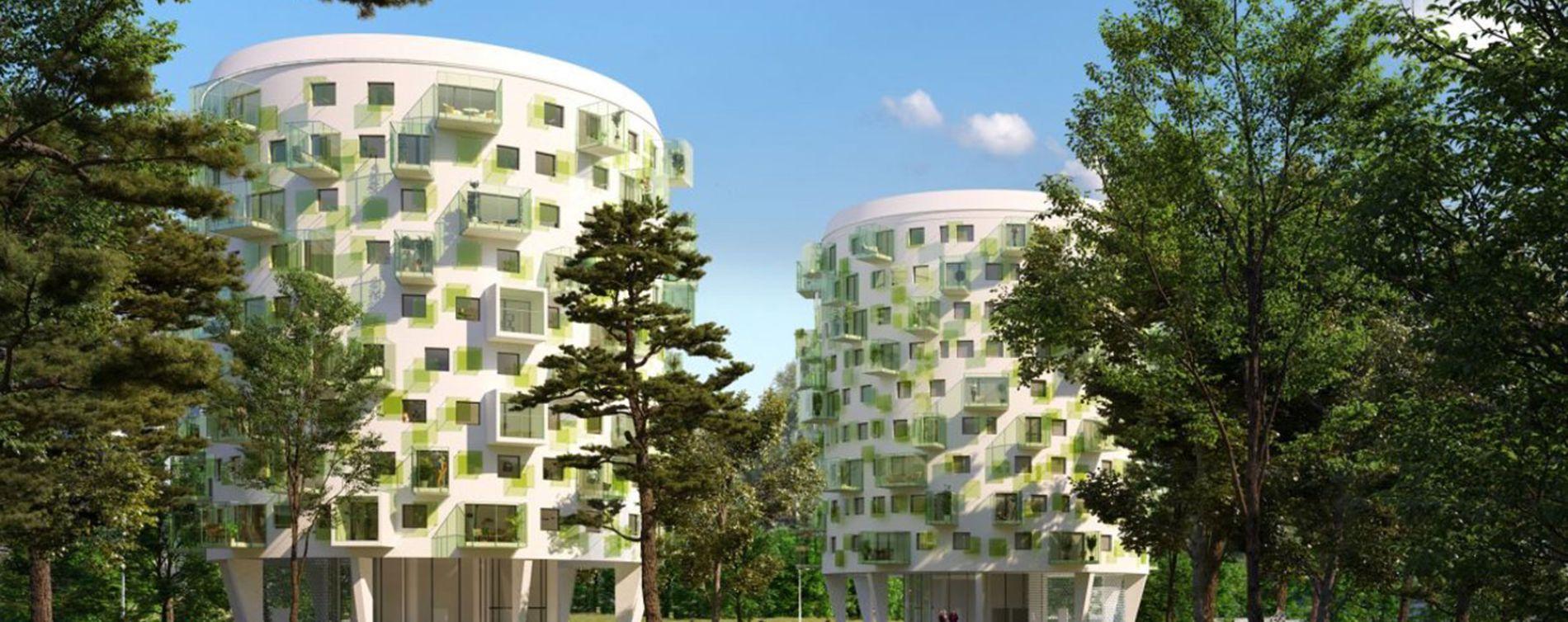 Résidence Parc de Fontbelleau 2 à Lormont