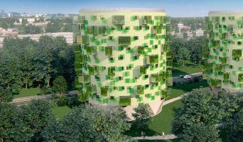 Photo du Résidence « Parc de Fontbelleau 2 » programme immobilier neuf en Loi Pinel à Lormont