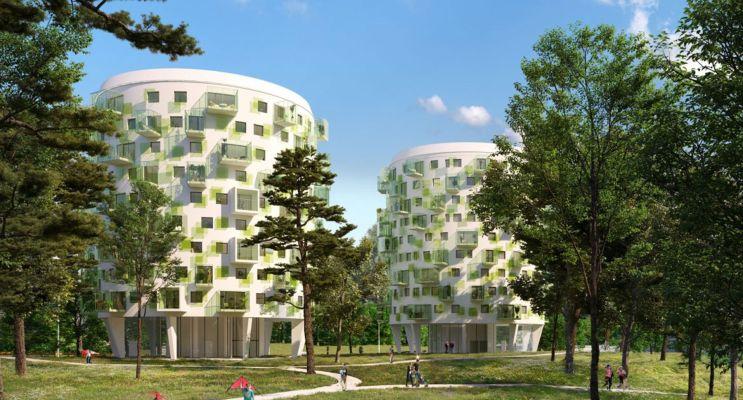 Lormont programme immobilier neuf « Parc de Fontbelleau
