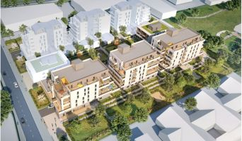 Résidence « Referen'Ciel Tr2 » programme immobilier neuf en Loi Pinel à Lormont n°4