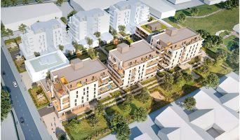 Résidence « Référen'Ciel » programme immobilier neuf en Loi Pinel à Lormont n°4