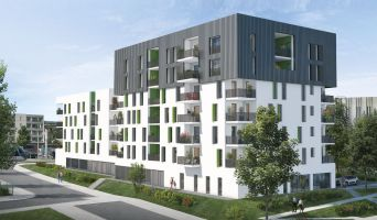 Photo du Résidence « Upside 2 » programme immobilier neuf en Loi Pinel à Lormont