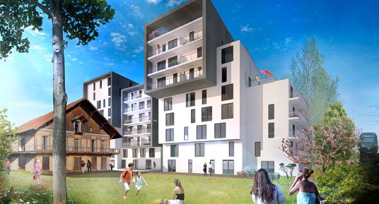 Photo n°1 du Résidence « Villa Alexandre » programme immobilier neuf en Loi Pinel à Lormont