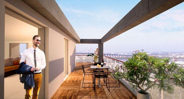 Photo n°2 du Résidence « Villa Alexandre » programme immobilier neuf en Loi Pinel à Lormont