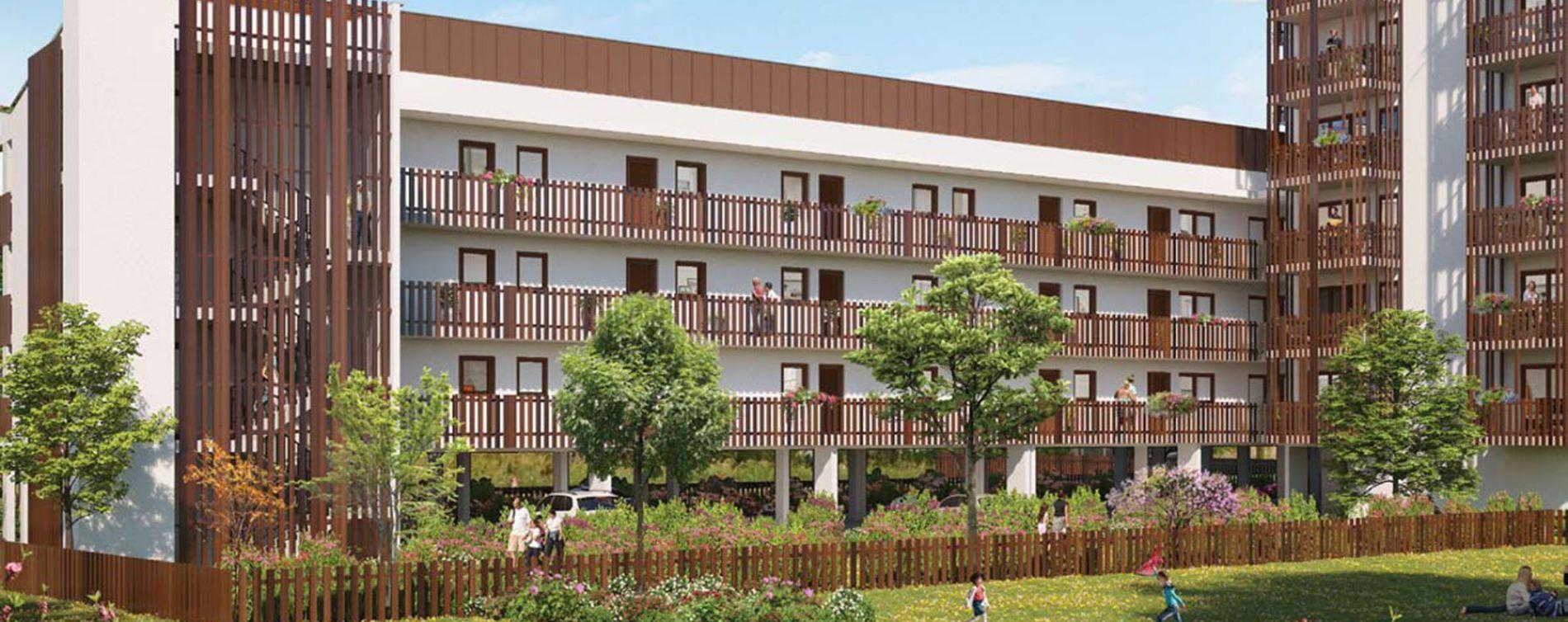 Résidence Villa Elina à Lormont