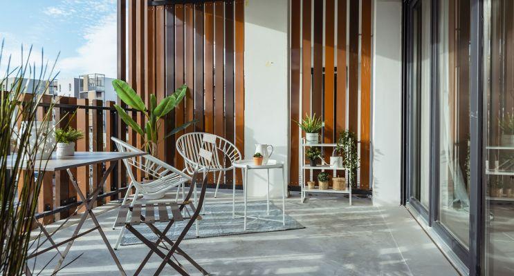 Résidence « Villa Elina » programme immobilier neuf en Loi Pinel à Lormont n°3