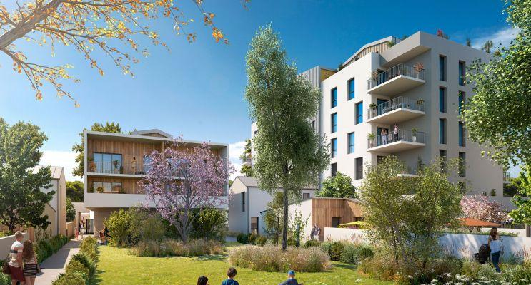 Résidence « Volubilis » programme immobilier neuf en Loi Pinel à Lormont n°3