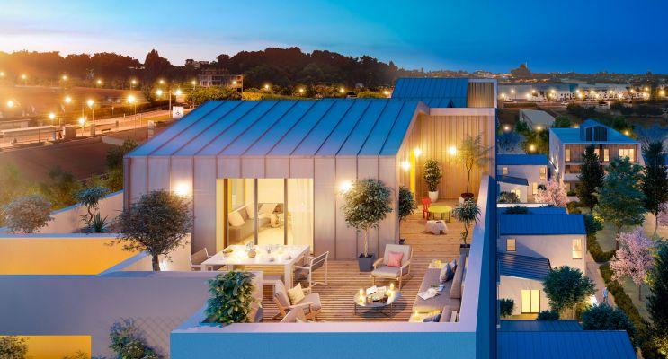 Résidence « Volubilis » programme immobilier neuf en Loi Pinel à Lormont n°4