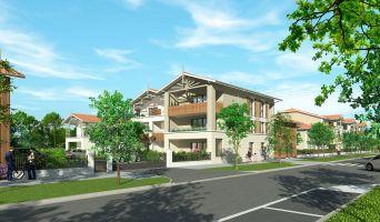 Photo du Résidence « Clos d'Hestigeac Bât. A & B » programme immobilier neuf en Loi Pinel à Martignas-sur-Jalle