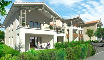 Photo du Résidence « Clos d'Hestigeac Bât. C » programme immobilier neuf en Loi Pinel à Martignas-sur-Jalle