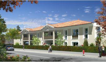 Martignas-sur-Jalle : programme immobilier neuf « Le Galip » en Loi Pinel